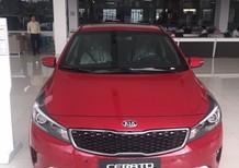 Bán Kia Cerato 2018, màu đỏ, giá chỉ 589 triệu và các loại màu