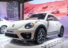 Bán Volkswagen Beetle Dune năm 2018, màu trắng, nhập khẩu nguyên chiếc