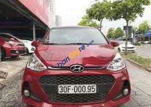 Cần bán xe Hyundai Grand i10 1.2 AT năm sản xuất 2017, màu đỏ