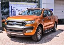 Phân phối Ford Ranger Wildtrak 2018 mới sẵn màu giao xe toàn quốc