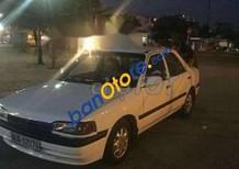 Cần bán lại xe Mazda 323 đời 1997, màu trắng, nhập khẩu