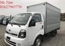 Bán xe tải Kia K200 2018, xe tải Kia 1.9 tấn, xe tải vào thành phố, xe tải Euro 4