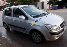 Bán ô tô Hyundai Getz sản xuất 2010, màu bạc