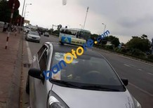 Bán xe Kia Morning sản xuất 2014, màu bạc