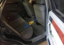 Bán ô tô Daewoo Lacetti đời 2008, màu đen