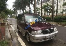 Cần bán Toyota Zace GL năm sản xuất 2002, màu đỏ, giá tốt
