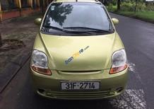 Bán Chevrolet Spark LT năm 2010, màu vàng, giá chỉ 138 triệu