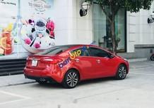 Bán xe Kia K3 2.0 AT năm sản xuất 2016, màu đỏ, máy êm ru