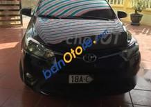 Bán Toyota Vios năm sản xuất 2017, màu đen