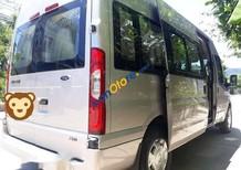 Chính chủ bán Ford Transit sản xuất 2015, màu bạc, sơn zin nguyên bản