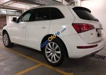 Cần bán lại xe Audi Q5 2.0T đời 2010, màu trắng