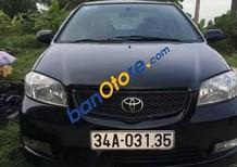 Bán xe Toyota Vios năm sản xuất 2006, màu đen