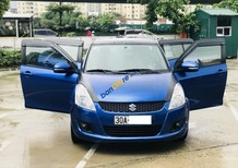 Suzuki Swift năm 2016, màu xanh, biển Hà Nội nhập khẩu nguyên chiếc