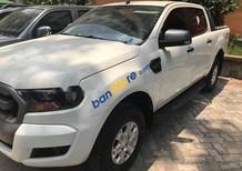 Bán Ford Ranger XLS AT sản xuất 2017, màu trắng, máy êm ru
