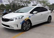 Bán ô tô Kia Cerato 1.6AT đời 2018, màu trắng