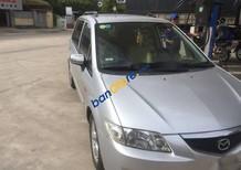 Chính chủ bán ô tô Mazda Premacy 1.8 2003, màu bạc