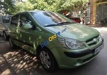 Bán Hyundai Getz năm sản xuất 2009, màu xanh lục, nhập khẩu, giá 172tr
