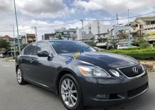 Lexus GS hàng Full đủ đồ chơi Form mới 2007 nhập mới Mỹ, màu xám loại cao