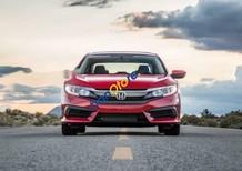 Bán Honda Civic 1.8 năm 2017, màu đỏ, 763 triệu