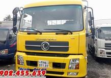Bán xe tải Dongfeng Hoàng Huy B170, màu vàng, đời 2017, giá 695 triệu