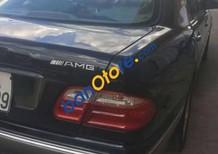 Bán xe Mercedes sản xuất 2001, màu đen