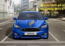 Cần bán Ford Focus 1.5L Sport+ đời 2018, màu xanh, 560 triệu