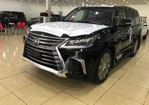 Bán Lexus LX570 Xe xuất Mỹ tiêu chuẩn cao nhất sản xuất 2018 mới 100%.