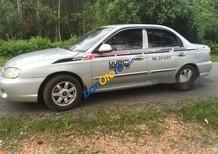 Bán ô tô Kia Spectra sản xuất 2004, màu bạc chính chủ, giá chỉ 128 triệu