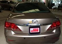 Cần bán Toyota Camry 2.4G sản xuất năm 2008, màu ghi vàng