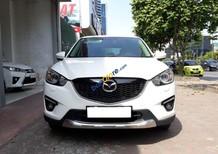 Bán ô tô Mazda CX 5 2.0AT năm sản xuất 2014, màu trắng, 730 triệu