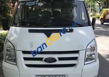 Cần bán xe Ford Transit sản xuất năm 2009, màu trắng, 300 triệu