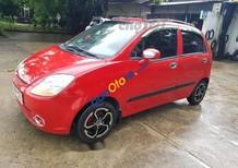 Cần bán xe Chevrolet Spark sản xuất năm 2011, màu đỏ