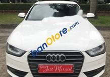 Cần bán lại xe Audi A4 sản xuất năm 2014, màu trắng, nhập khẩu nguyên chiếc