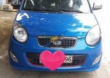 Bán Kia Morning SX đời 2012, màu xanh lam