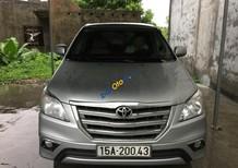 Cần bán Toyota Innova E sản xuất năm 2013, màu bạc, 535tr