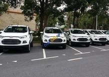 Giảm giá sốc xe Ford Ecosport 2018, KM lớn, tặng BHTV, cam kết rẻ nhất miền Bắc