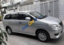 Bán Toyota Innova năm sản xuất 2013, màu bạc chính chủ