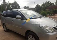 Cần bán lại xe Toyota Innova năm 2009, màu bạc, giá 405tr