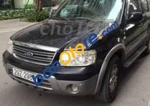 Cần bán gấp Ford Escape năm sản xuất 2005, màu đen, 200 triệu
