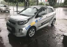 Cần bán lại xe Kia Morning sản xuất 2015, màu bạc như mới, 260tr