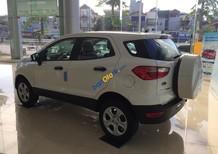 Bán xe Ford EcoSport 1.5L AT Ambiente sản xuất 2018, màu trắng, giá chỉ 560 triệu