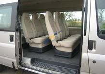 Bán ô tô Ford Transit SVP sản xuất 2018 giá tốt, hỗ trợ trả góp, giao xe toàn quốc