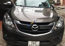 Bán Mazda BT 50 2.2 AT năm 2017, màu nâu chính chủ, 590 triệu