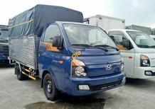 Bán xe Hyundai Porter H150 tải 1.5 tấn sản xuất 2018, màu xanh lam, giá 425tr