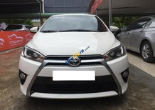 Bán ô tô Toyota Yaris G 1,3L năm 2015, màu trắng, nhập khẩu Thái, giá chỉ 588 triệu
