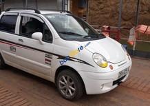 Bán xe Matiz 2008 màu trắng, giá 70tr