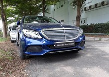 Bán Mercedes-Benz C250 2017, Canvasite, chính hãng