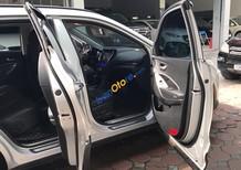 Bán Hyundai Santa Fe 2.2L full dầu sản xuất 2014, màu bạc, xe nhập nguyên chiếc