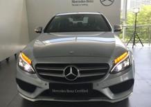 Bán Mercedes-Benz C300 AMG 2017, tiết kiệm 260 triệu