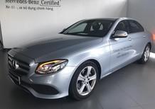 Bán Mercedes E250 2017, bạc, Phú Mỹ Hưng đã qua sử dụng